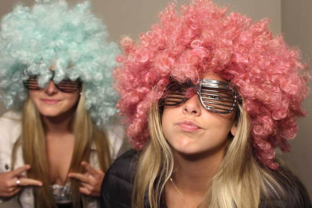 High quality photo booth props at Thandi's 13th birthday!